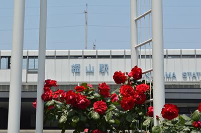 福山駅から徒歩5分